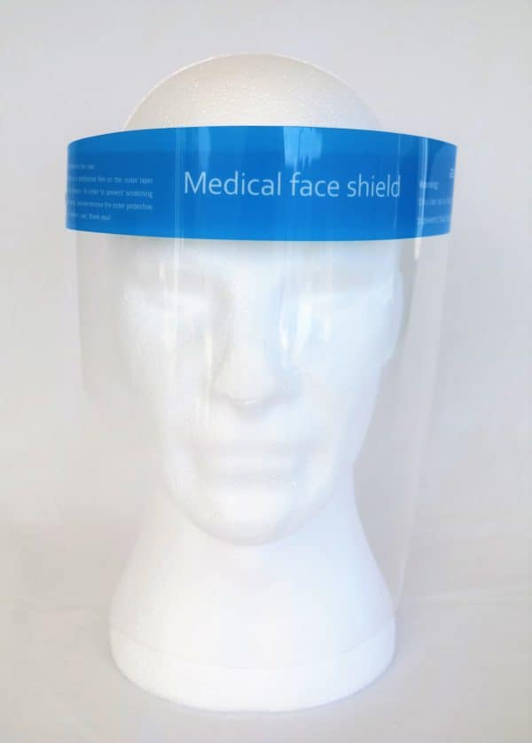 face shield medical